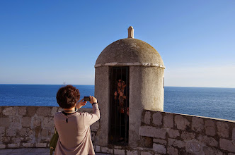 Photo: Walls of Dubrovnik