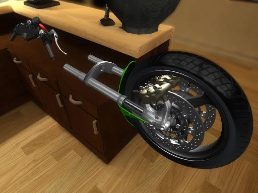 Fix My Motorcycle: Bike Mechanic Simulator! LITE 90.0 screenshots 21
