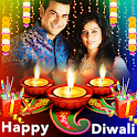 Happy Diwali Photo Frame icon