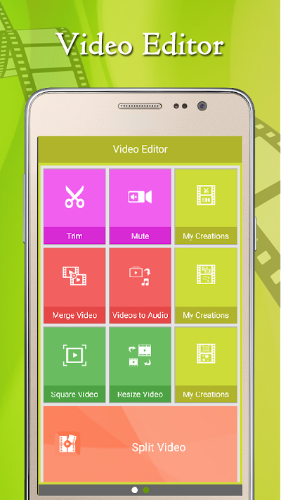 Video Editor: Rotate,Flip,Slow motion, Merge& more APK
