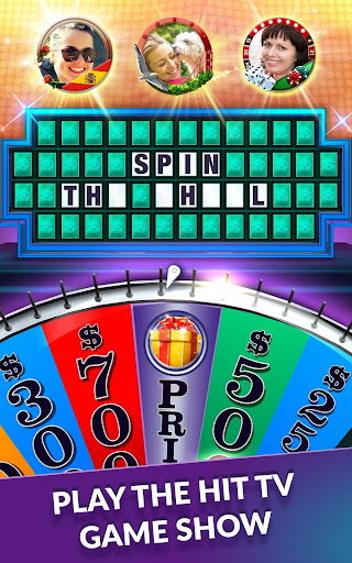 Wheel of Fortune Free Play: Game Show Word Puzzles for PC