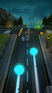 Overspin: Night Run – 3D double runner 8