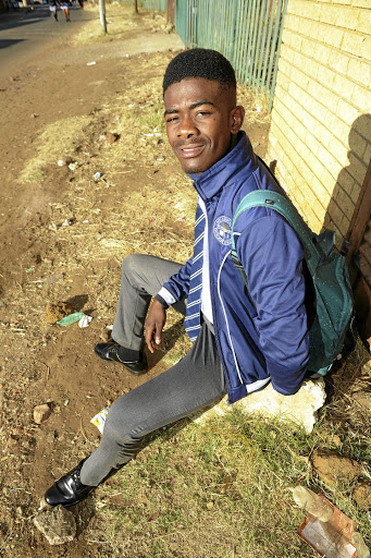Sakhile Hlatshwayo, aka Killer Kau, has passed matric from Soweto's Lavela secondary.