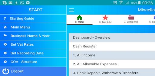 لالروبوت SMALL BUSINESS ACCOUNTS SUITE تطبيقات screenshot
