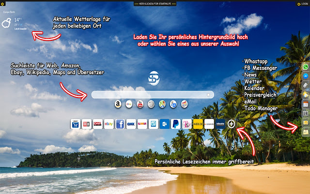 12Startpage.com - Startpage Manager