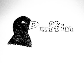 Photo: Eve Rowland -  P for puffin