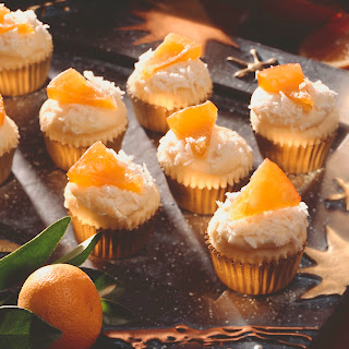 Kokos-Orangen-Konfekt