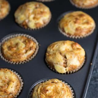 Healthy Pumpkin Cream Cheese Swirl Muffins Recipe