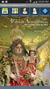 Fiestas Aracelitanas 2015 screenshot 0