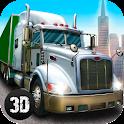 American Cargo Truck Simulator icon