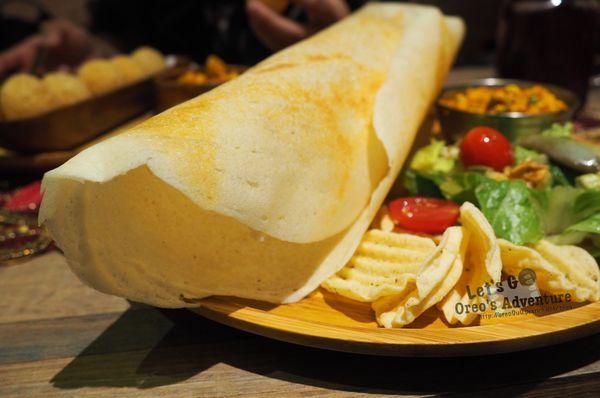 三個傻瓜印度蔬食餐廳-印度料理/走進印度香料美食世界