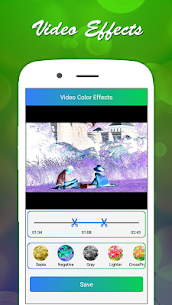 Color Video Effects, Add Music, Video Effects 4