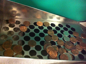 Photo: I was seriously lacking coins!