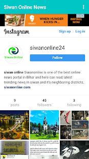 Siwan News - náhled