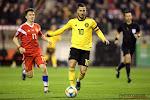 """Een terugblik op het debuut van Eden Hazard bij de Rode Duivels: """"Uitzonderlijk talent"""""""