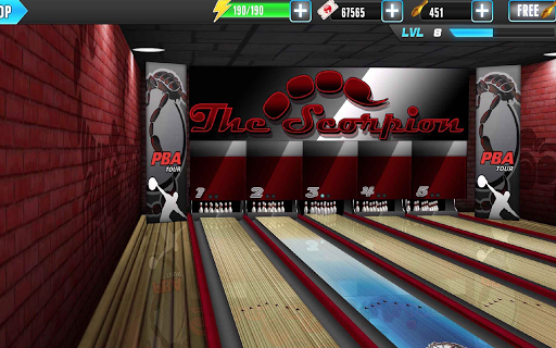 PBA® Bowling Challenge for PC