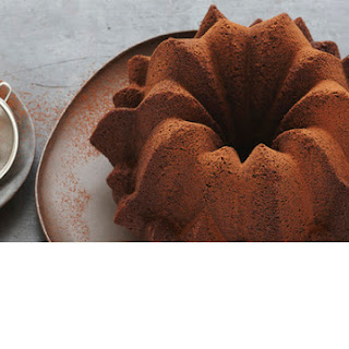 Devil's Food Pound Cake.
