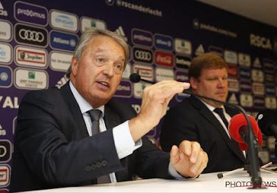 """Des transferts à prévoir en janvier à Anderlecht ? """"Si Hein Vanhaezebrouck..."""""""