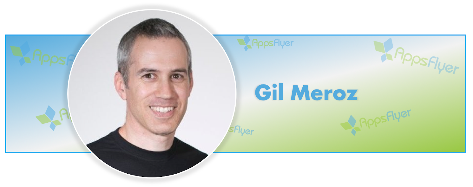 Gil Meroz, AppsFlyer - the mobile spoon