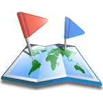 All-In-One Offline Maps Icon