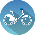 Velibici: find a bike! icon