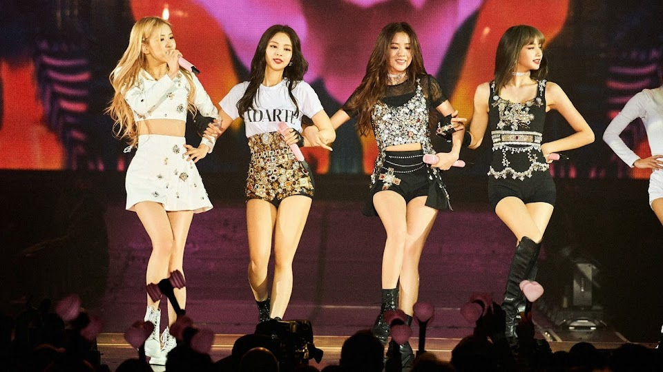 Blackpink 22nd may manchester