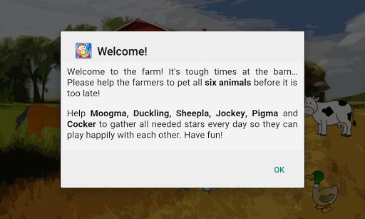 農場の動物の音