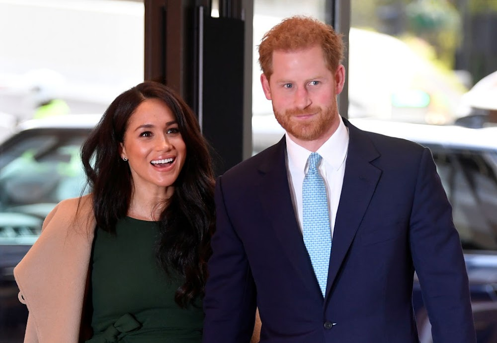 Meghan Markle urges Americans to vote and Trump goes in, taking shots at her marriage - TimesLIVE