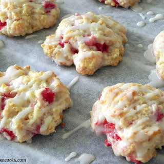 Strawberry Shortcake Cookies.