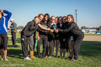 Photo: Awards: Varsity Girls - Division 2 - 1st Place: Pendleton 44th Annual Richland Cross Country Invitational  Buy Photo: http://photos.garypaulson.net/p660373408/e46038d8c