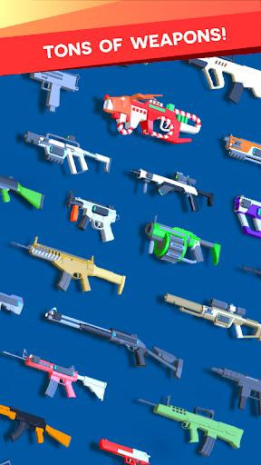 Gun Breaker - Idle Gun Games  screenshots 1