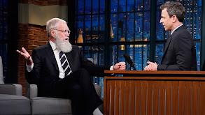David Letterman; Aurora; Steven Wolf thumbnail
