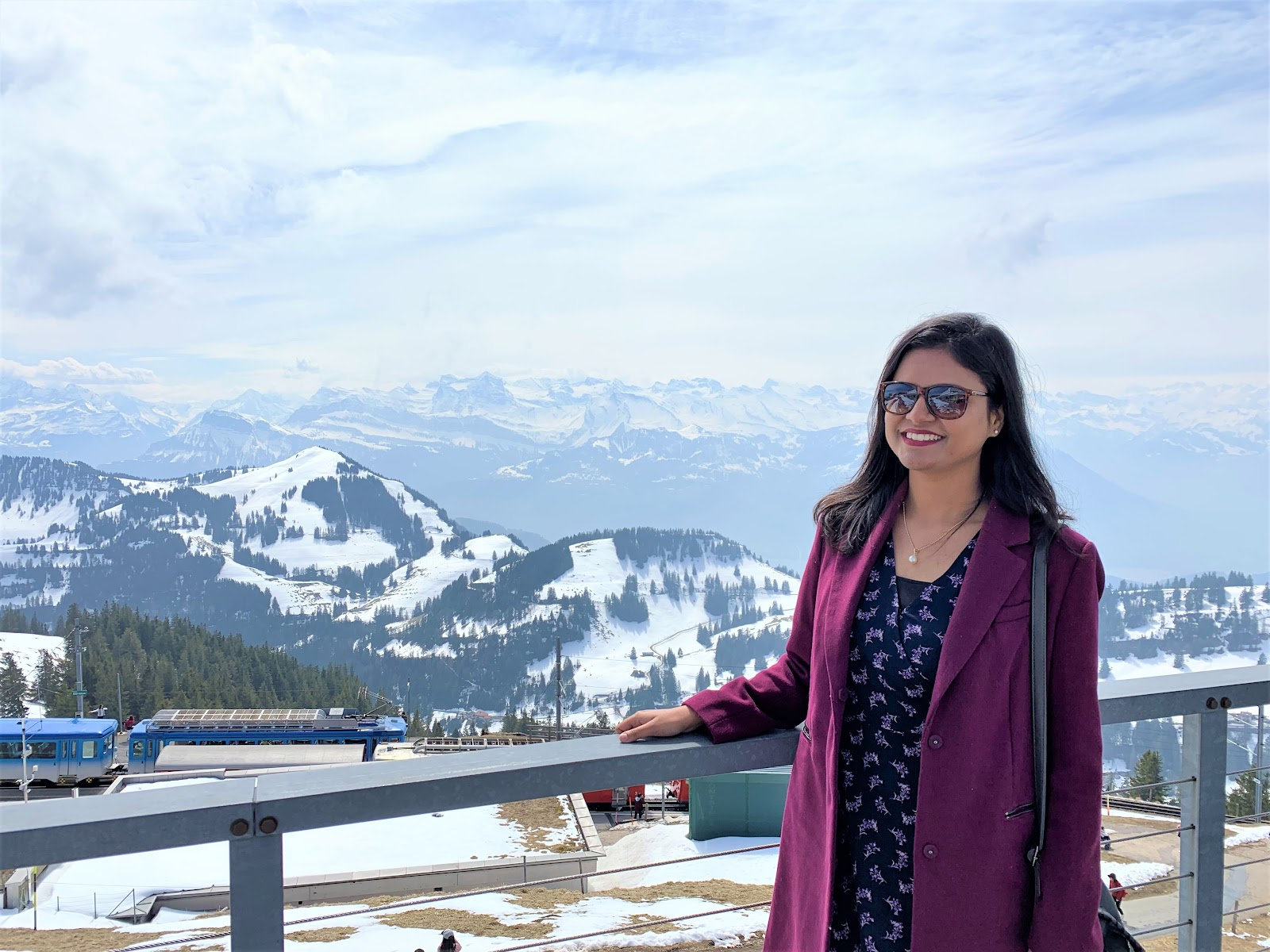 Mount Rigi in spring - ultimate guide to visiting Rigi Kulm