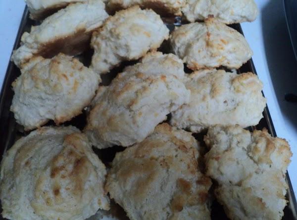 Garlic-cheddar It Gets No Better Biscuits! Recipe