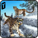 Forest Snow Leopard Sim icon
