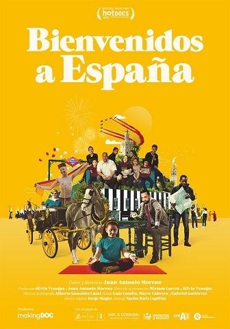 Bienvenidos a España