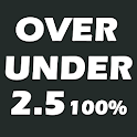 Over/Under2.5 Tips - Predictions Foot icon
