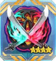 二天道楽の刀