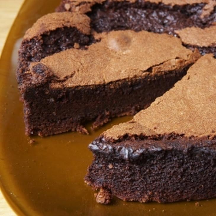 Wolfgang Puck Whiskey Fudge Cake Recipe