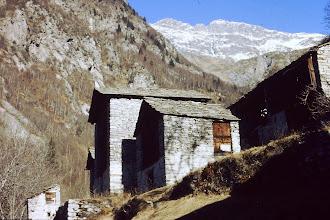 Photo: panorami verso l'alta valle