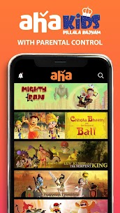 aha – 100% Telugu Web Series MOD APK (Premium) 2