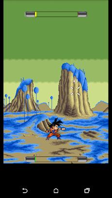 Saiyan Tap - Build your powers screenshot