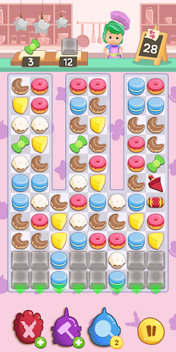 Lola Bakery - Puzzle & Idle Store Tycoon with Kiko  screenshots 3