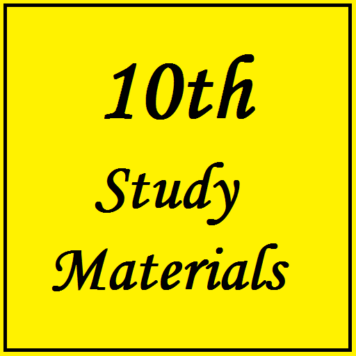 SSLC Study Materials - Apps on Google Play