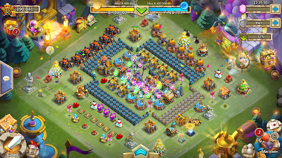 Game Castle Clash: War of Heroes RU APK for Windows Phone