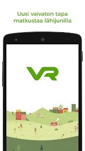 VR Lähijunat - náhled
