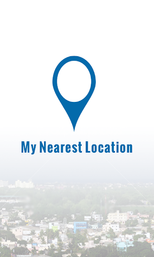 My Nearest Places