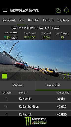 NASCAR MOBILE Screenshot