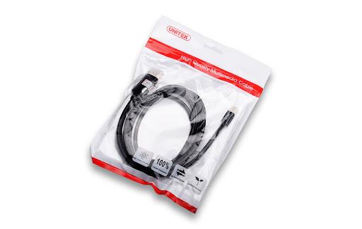 Cáp Mini DisplayPort -> DisplayPort Unitek YC-611 (2m)-2