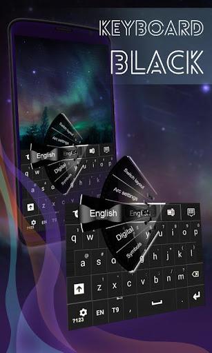 黑色键盘绅士
